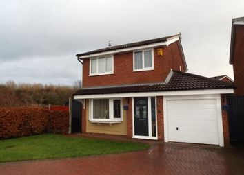 Thumbnail 3 bedroom detached house for sale in Riverway Close, Lostock Hall, Preston, Lancashire