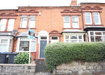 Thumbnail 2 bedroom terraced house to rent in Hartledon Rd, Harborne