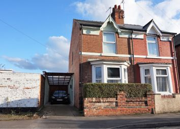 Thumbnail 3 bedroom semi-detached house for sale in Commerce Street, Alvaston, Derby