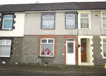 Thumbnail 3 bed terraced house for sale in Landraw Road, Pontypridd