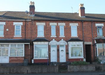 Thumbnail 4 bed terraced house for sale in Oxhill Road, Handsworth, Birmingham B218Hb