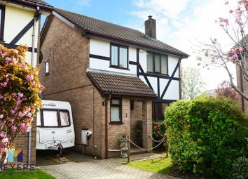 Thumbnail 4 bed detached house for sale in Sandford Road, Wareham BH20.