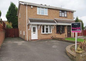 Thumbnail 2 bed semi-detached house to rent in Fremont Drive, Milking Bank