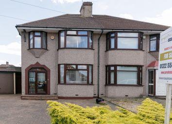 Chessington Avenue, Bexleyheath DA7. 3 bed semi-detached house