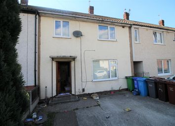 Thumbnail 3 bed terraced house for sale in Stortford Drive, Manchester