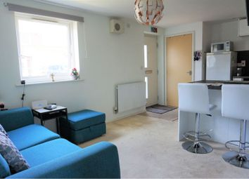 Thumbnail 1 bed flat for sale in Cresswell Road, Stoke-On-Trent