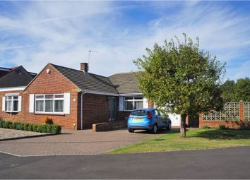 Thumbnail 3 bedroom detached bungalow for sale in Severn Avenue, Swindon
