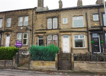 Thumbnail 4 bed terraced house for sale in Cavendish Road, Bradford