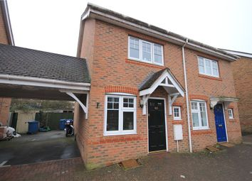 Thumbnail 2 bed terraced house to rent in Wintney Street, Elvnetham Heath