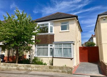 Thumbnail 3 bed detached house for sale in Draycott Road, Bournemouth