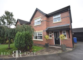 Thumbnail 3 bed detached house for sale in Snowdrop Close, Clayton-Le-Woods, Chorley