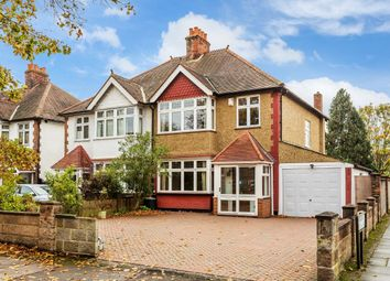 Thumbnail 3 bed semi-detached house for sale in Dorset Road, London