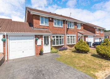 Thumbnail 3 bedroom semi-detached house for sale in Stanmore Grove, Halesowen