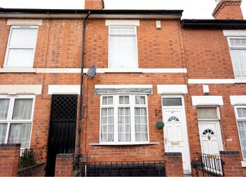 Thumbnail 2 bedroom terraced house for sale in Chatham Street, Derby