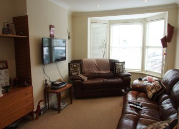 Thumbnail 2 bed end terrace house to rent in Barden Road, Eastbourne