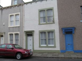 Thumbnail 4 bedroom town house to rent in North Street, Maryport
