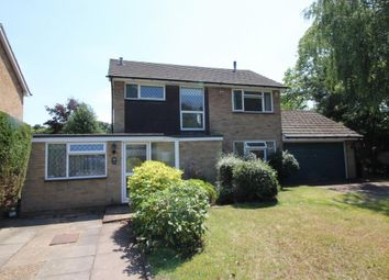 Thumbnail 3 bed detached house to rent in Alphington Avenue, Frimley