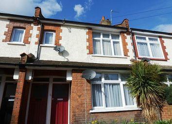 Thumbnail 2 bedroom maisonette to rent in Greenside Road, Croydon