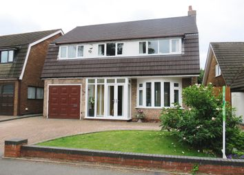 Thumbnail 4 bed detached house for sale in Chester Road, Castle Bromwich, Birmingham