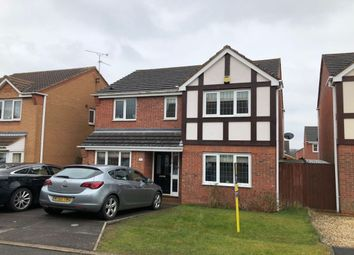 Thumbnail 4 bed detached house to rent in Denne Close, Great Oakley, Corby