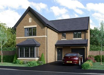 "Thumbnail 4 bed detached house for sale in ""The Fenwick Alternative"" at Armstrong Street, Callerton, Newcastle Upon Tyne"