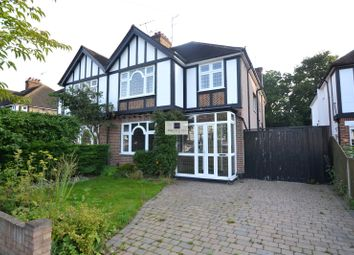 Thumbnail 4 bedroom semi-detached house to rent in Berceau Walk, Watford