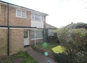Thumbnail 2 bed end terrace house for sale in Halcyon Way, Hornchurch