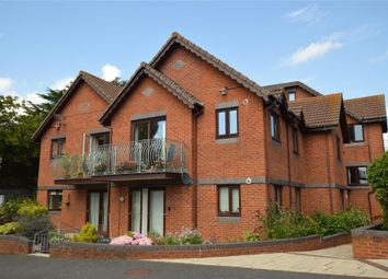 Thumbnail 2 bed flat for sale in Ashley House, Raddenstile Lane, Exmouth, Devon