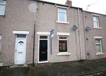 Thumbnail 2 bedroom terraced house to rent in Davy Street, Ferryhill, Co. Durham