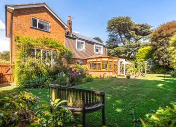 Thumbnail 5 bed detached house for sale in Hamble Close, Warsash, Southampton