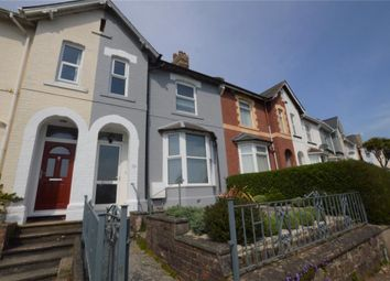 Thumbnail 3 bed terraced house for sale in Sanford Road, Chelston, Torquay, Devon