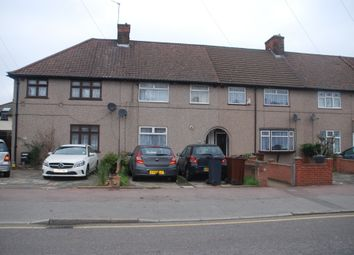 Thumbnail 3 bed terraced house to rent in Ford Road, London