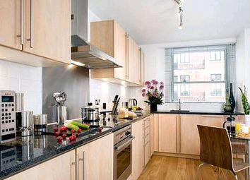 Thumbnail 1 bed flat to rent in Weymouth Street, London
