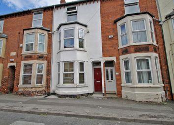 Thumbnail 3 bedroom terraced house for sale in Lees Hill Street, Sneinton, Nottingham