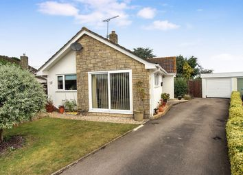 Thumbnail 3 bed detached bungalow for sale in Stour Close, Shillingstone, Blandford Forum
