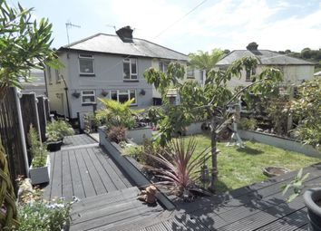 Thumbnail 3 bed semi-detached house for sale in Coombe Valley Road, Dover