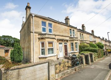 Thumbnail 4 bed end terrace house for sale in Lyndhurst Road, Bath