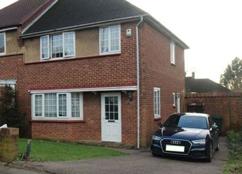 Thumbnail 3 bed semi-detached house for sale in Northfield Road, New Barnet