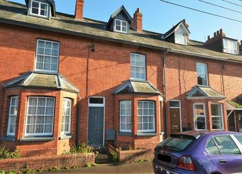 Thumbnail 3 bed terraced house for sale in King Street, Tiverton