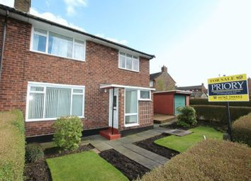 Thumbnail 3 bed town house for sale in Lynmouth Close, Biddulph, Stoke-On-Trent