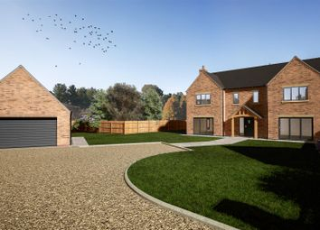 Thumbnail 5 bed detached house for sale in The Rowans, Orchard Way, Stow, Lincoln