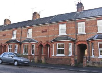 Thumbnail 2 bed terraced house to rent in Alexandra Avenue, Camberley