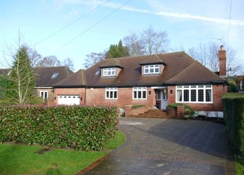 Thumbnail 4 bed detached house for sale in Garth Road, Sevenoaks