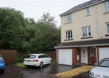 Thumbnail 3 bedroom town house for sale in Ffordd Yr Afon, Gorseinon, Swansea