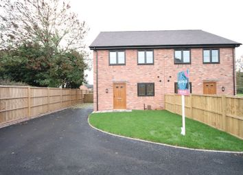 Thumbnail 2 bed semi-detached house for sale in The Mynd, Norton-In-Hales, Market Drayton