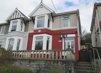 Thumbnail 3 bed semi-detached house for sale in Old Road, Baglan, Port Talbot, Neath Port Talbot.