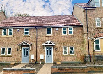 Thumbnail 3 bed terraced house for sale in Hollyhurst Court, Riddings, Alfreton