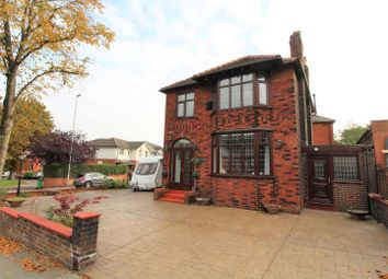 Thumbnail 3 bed detached house for sale in Manchester New Road, Middleton, Manchester