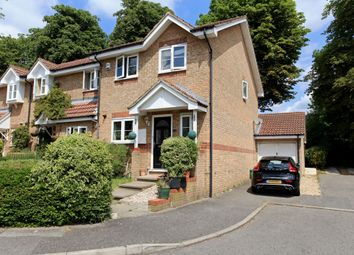 Thumbnail 3 bedroom end terrace house for sale in Fieldhouse Close, South Woodford