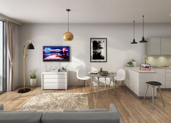 Thumbnail 2 bed flat for sale in Chatham Docks, Chatham